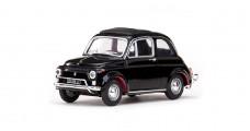 Fiat 500L 1968 Black 1:43 Vitesse 24509