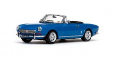 Fiat 124 Spider BS Blue 1970 1:43  Vitesse 24603