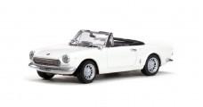 Fiat 124 Spider AS White 1:43  Vitesse 24613