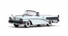 Buick Special 1958 White 1:43 Vitesse 36263