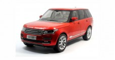 Land Rover Range Rover Red 2013 1:18 Welly GTA 11006R
