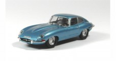 Jaguar E-type 1961 Metallic Light Blue 1:43 WhiteBox WB080