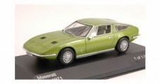Maserati Indy 1971 Green Metallic 1:43 WhiteBox WB084