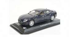 Maserati Quattroporte GTS 2013 Metallic Dark Blue 1:43 WhiteBox WBS025