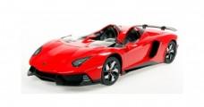 Lamborghini Aventador J Red 1/14 Scale  RC XQ Toys DX131441