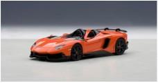Lamborghini Aventador J Orange 1:43 AUTOart 54652