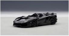 Lamborghini Aventador J Black 1:43 AUTOart 54653