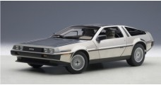 DeLorean DMC-12 Satin Finish Limited Edition 1:18 AUTOart 79911