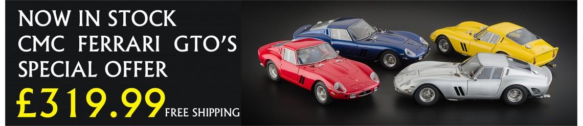 CMC Ferrari GTO