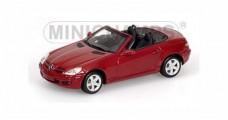 Mercedes-Benz SLK Red 1:43 Minichamps 400033131