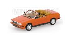 Maserati Biturbo Spyder 1986 Red 1:43 Minichamps 400123530