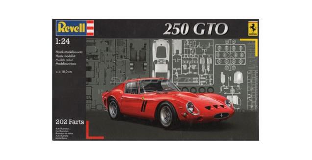 Ferrari 250 GTO Kit Revell 07077