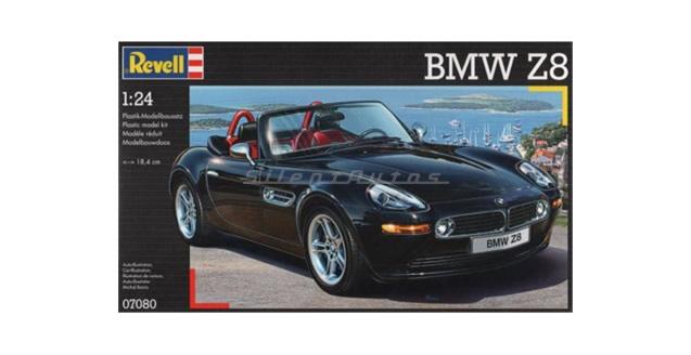 BMW Z8 Kit Revell 07080