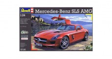 Mercedes-Benz SLS AMG Kit Revell 07100