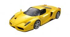Enzo Ferrari Giallo Modena Semi-Assembled Diecast Kit 1:12 Tamiya 23209