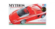 Ferrari Mythos by Pininfarina Red Kit Tamiya 24104
