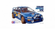 Subaru Impreza WRC Monte Carlo Kit Tamiya 24199