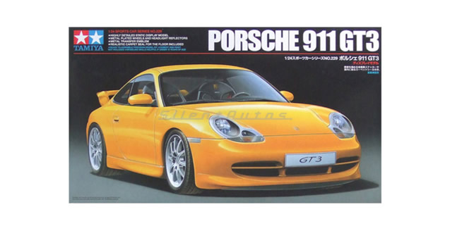 Porsche 911 GT3 Kit Tamiya 24229