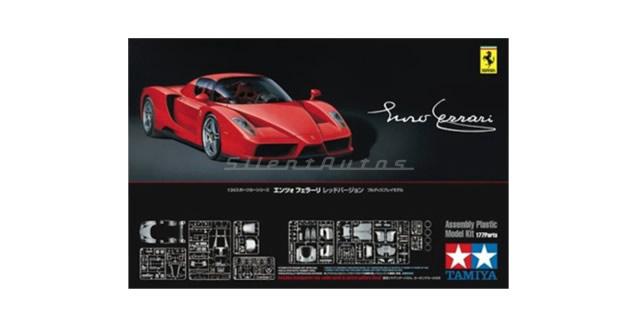 Enzo Ferrari Kit Tamiya 24302