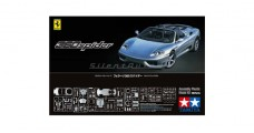 Ferrari 360 Spider Kit Tamiya 24307