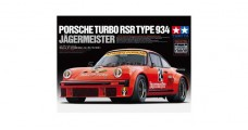 Porsche 934 Jaeger Kit Tamiya 24328