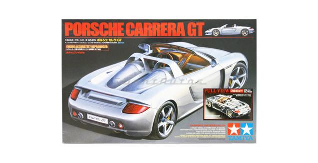 Porsche Carrera GT LTD Full View Kit Tamiya 24330