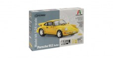 Porsche 911 Turbo Kit Italeri 3675