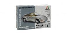 Porsche 911 America Roadster Kit Italeri 3680