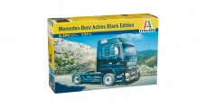 Mercedes-Benz Actros Black Edition Kit Italeri 3841