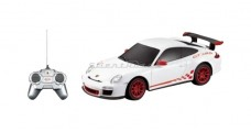 Porsche 911 GT3 RS White & Red RC Rastar 39900