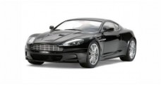 Aston Martin DBS Coupe Black 1:14 RC Rastar 42500