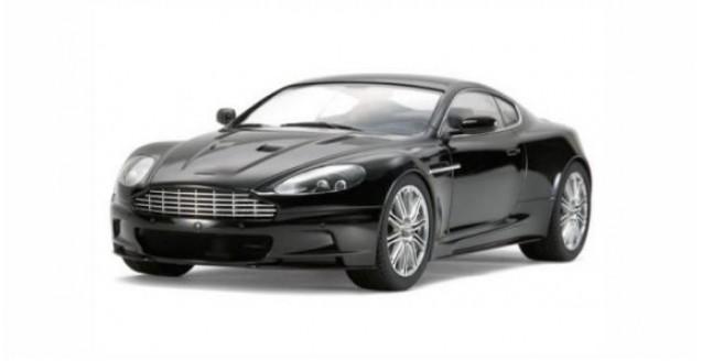Aston Martin DBS Coupe Black 1:14 RC Rastar 42500