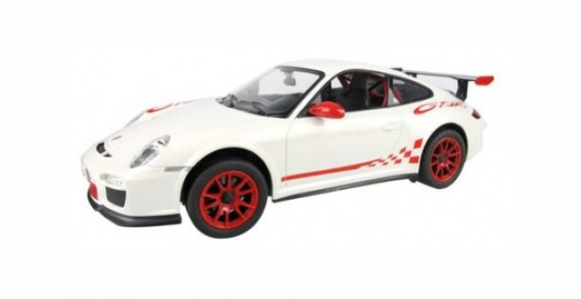 Porsche 911 GT3 RS White RC Rastar 42800