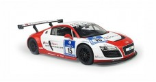 Audi R8 LMS White & Red RC Rastar 47510