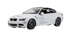BMW M3 Motorsport White RC Rastar 48000
