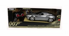 James Bond 007 Aston Martin V12 Vanquish RC Toy State TS62050