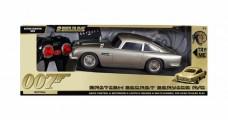James Bond 50th Anniversary Aston Martin DB5 RC Toy State TS62053