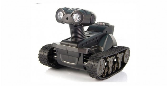 ROVOSPY LED Camera RC Tank Controlled by Android/iOS App