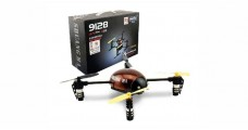 Double Horse 9128 4Ch 2.4GHz UFO RC Quadcopter