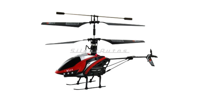 Tamco EV07 Evolution Micro Helicopter 4Ch 2.4GHz TAE007