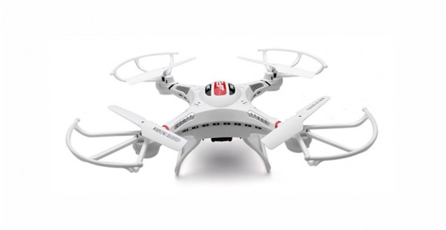 JJRC H8C 2.4GHz 4CH 6 Axis RC Quadcopter with 2MP Camera