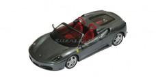 Ferrari F430 Spyder Grey 1:43 IXO FER019