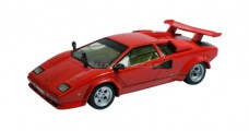 Lamborghini Countach LP 500S Red 1:43 IXO CLC005
