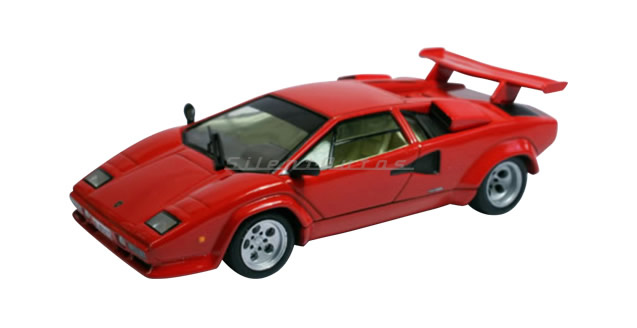 ixo clc005 lamborghini countach lp 500s red 1 43. Black Bedroom Furniture Sets. Home Design Ideas