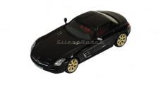Mercedes Benz SLS AMG Lorinser Black 1:43 IXO MOC118