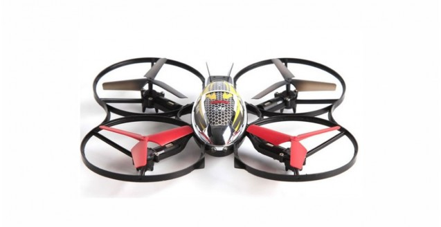 Syma X4 6 Axis 360 Degrees Eversion 2.4GHz 4 Channel Quadcopter