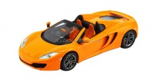 McLaren MP4-2C Spider Orange 1:43 TrueScale TSM134337
