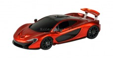 McLaren P1 Race Mode Mondial de l'Automobile Red 1:43 TrueScale TSM134321