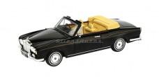 Rolls Royce Corniche Convertible Black 1:43 TrueScale TSM134345