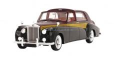Rolls Royce Phantom V Sedanca de Ville Black/Red 1:43 TrueScale TSM124364